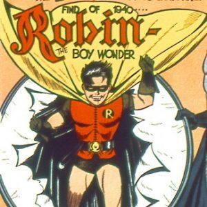 Top 10 Robin - Dick Grayson