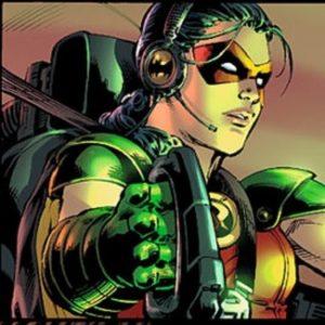 Top 10 Robin - Helena Wayne