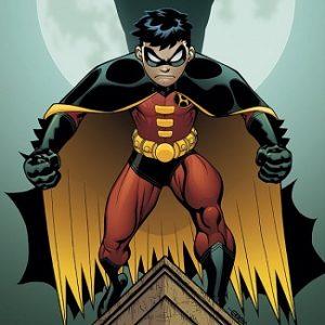 Top 10 Robin -Tim Drake