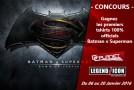 Concours Legend Icon Batman v Superman : les gagnants