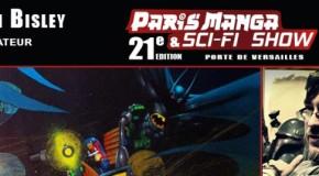 Simon Bisley est l'un des invités de la prochaine Paris Manga