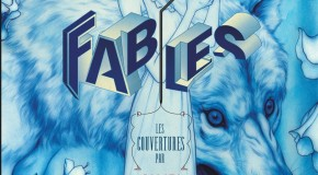 Preview VF – Fables : les couvertures par James Jean