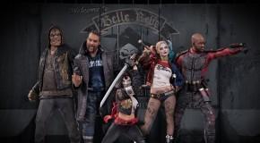 Une ligne de statuettes du film Suicide Squad révélée