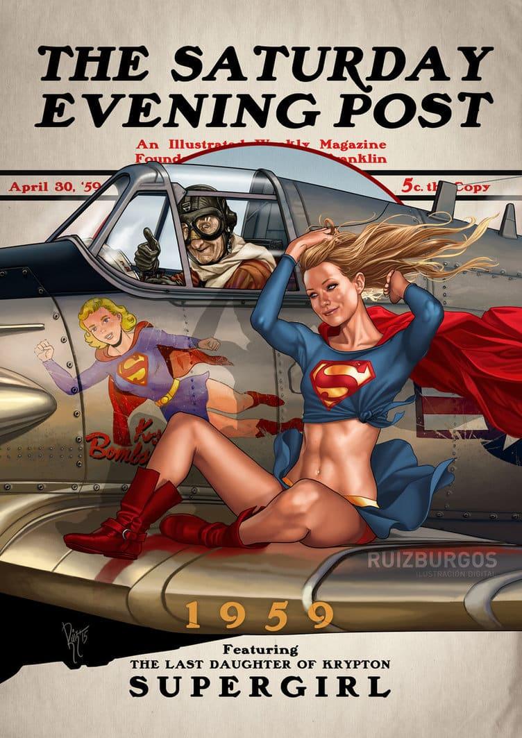 Supergirl 1959