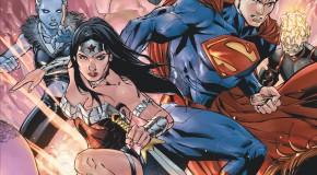Review VF – Superman & Wonder Woman tome 1: couple mythique