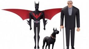 Une nouvelle vague de figurines pour Batman : TAS et Batman Beyond