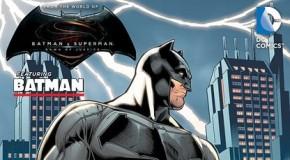 Découvrez tous les comics prologue à Batman v Superman