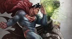 DC dévoile la première variante Batman v Superman