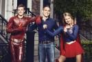 Grant Gustin s'affiche pour le crossover avec Supergirl
