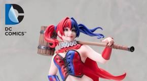 Harley Quinn et Wonder Girl entrent dans la gamme Bishoujo de Kotobukiya