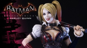Prime 1 Studio révèle sa nouvelle statuette Harley Quinn