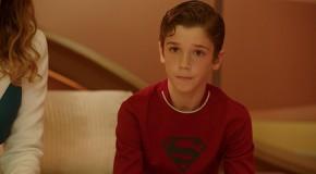 Un premier aperçu du jeune Kal-El dans Supergirl