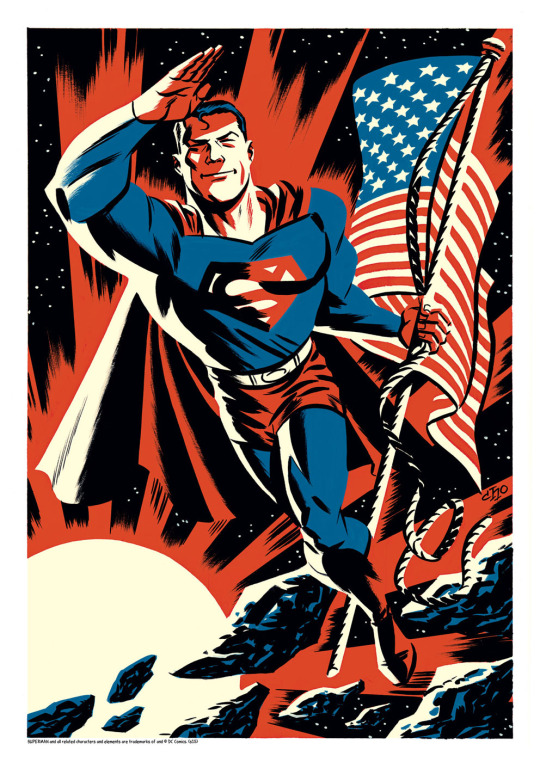 Truth, Justice and The American Way