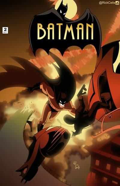 Batman New 52 - TAS 02