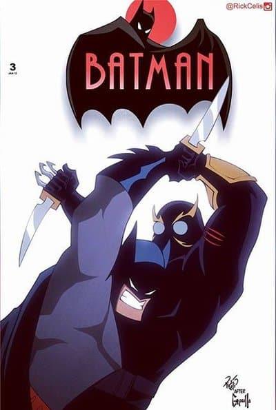 Batman New 52 - TAS 03