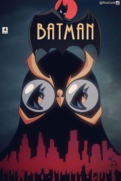 Batman New 52 - TAS 04
