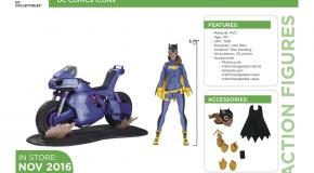 DC Collectibles continue d'annoncer ses toys en marge de la Toy Fair