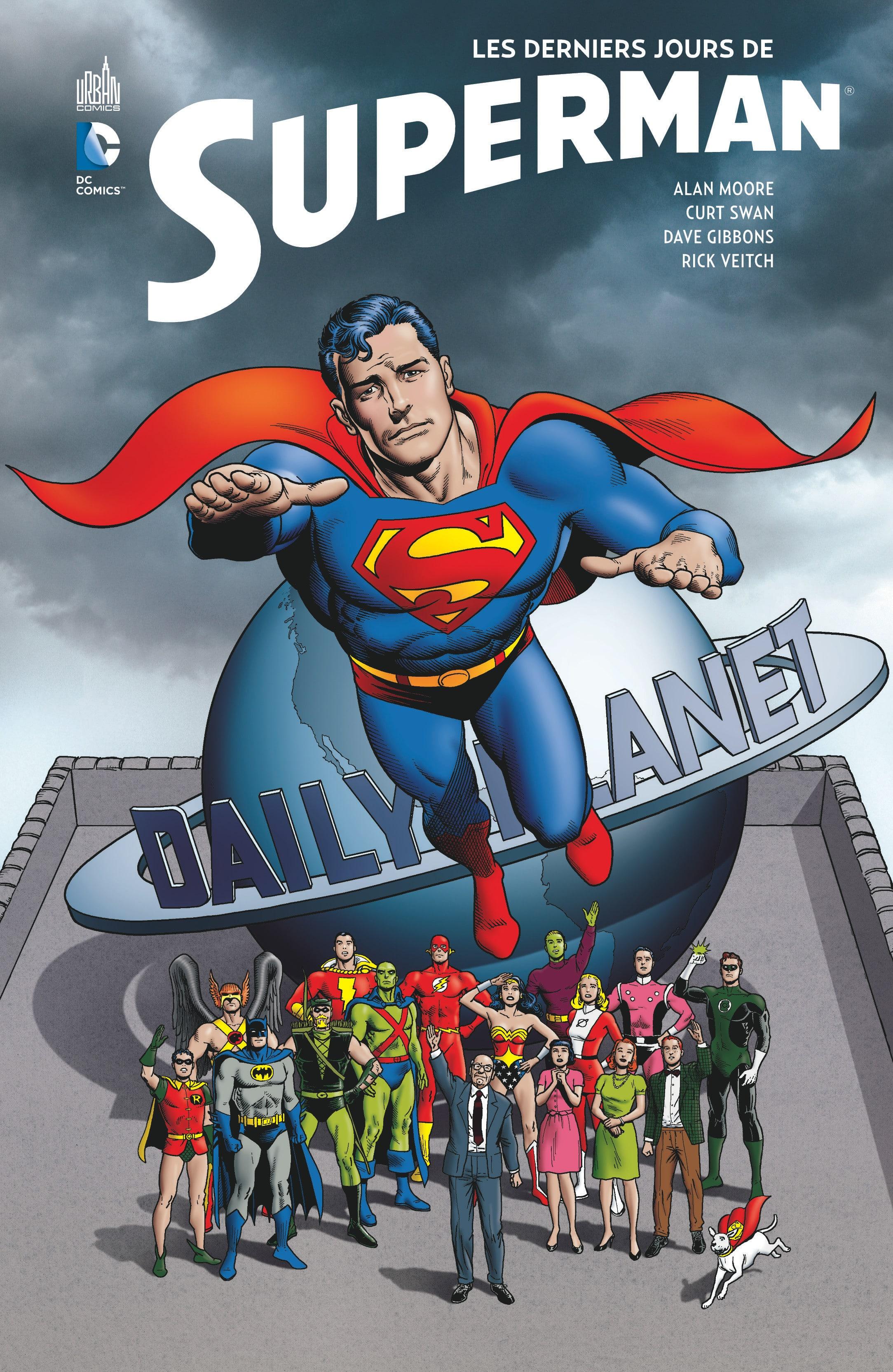 Review VF - Les derniers jours de Superman 1