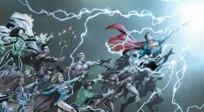 DC Universe : Rebirth #1 pourrait être le dernier comics de Geoff Johns avant un certain temps