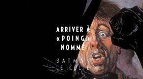 Urban annonce Batman – Le Culte