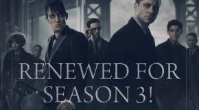 Une poignée de vilains annoncée pour Gotham Saison 3