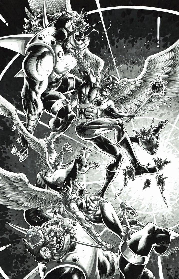 Hawkman/Hawkgirl