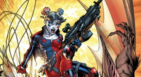 Review VO – Harley Quinn & the Suicide Squad April Fool's Special #1