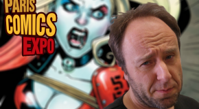 PCE 2016 - L'interview de Mauricet (Harley Quinn & Her Gang of Harley's)