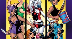 Review VO – Harley Quinn and her Gang of Harleys #1