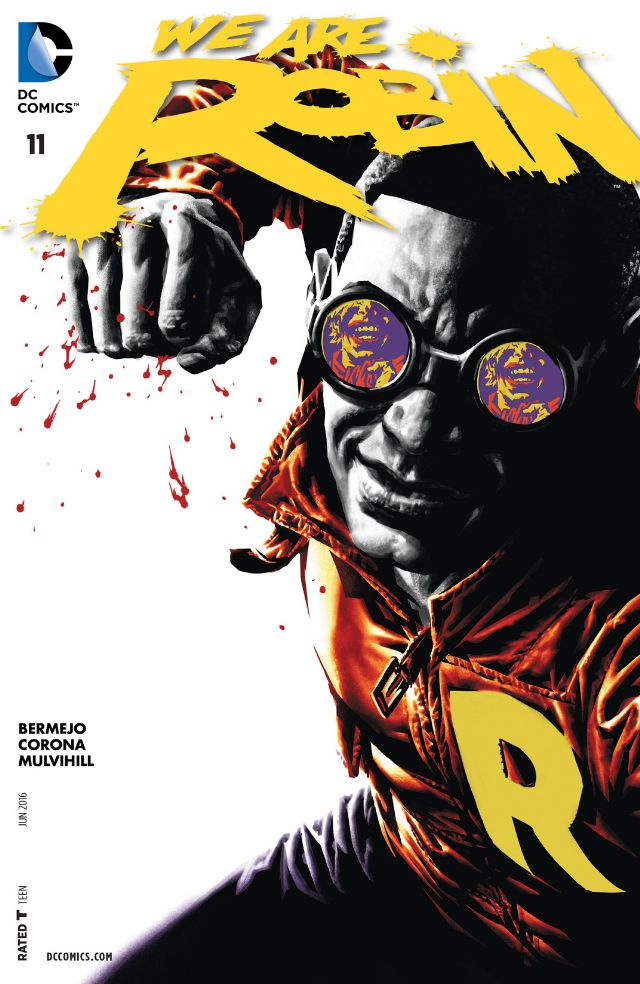 review WE ARE ROBIN #11