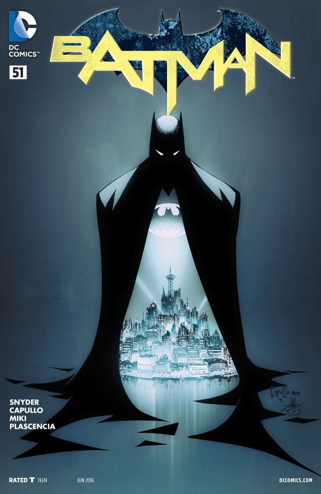 review BATMAN#51
