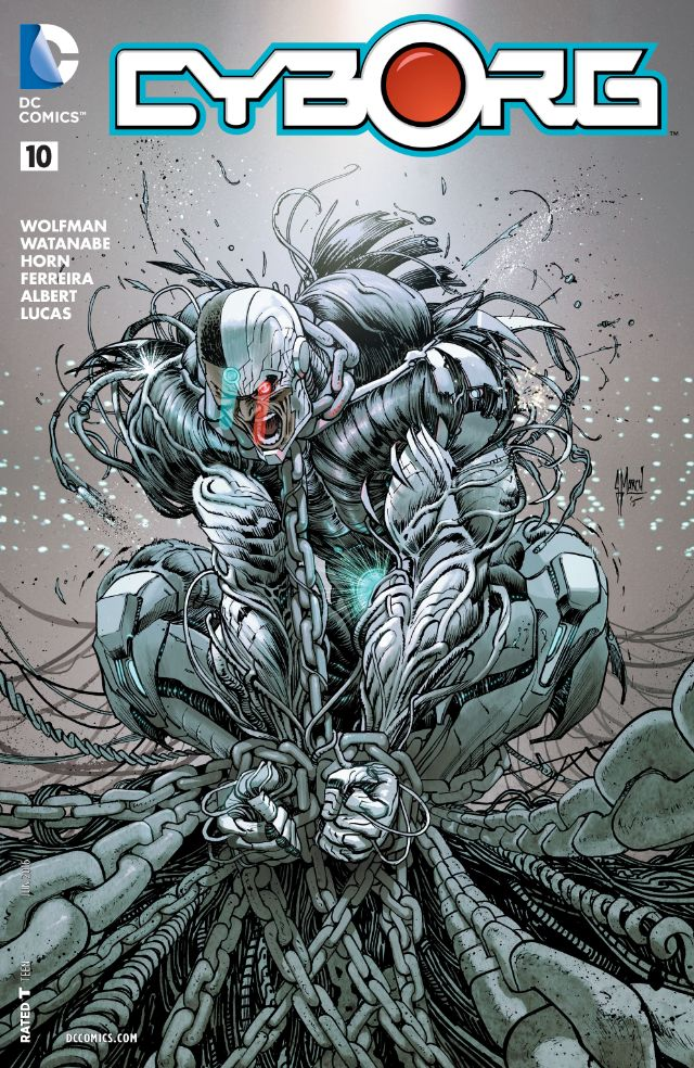 review CYBORG #10