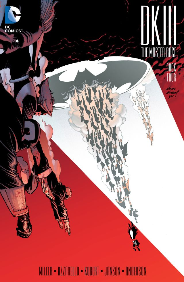 review DKIII : THE MASTER RACE #4