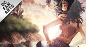 DC Fan Arts #202 – Spécial Wonder Woman