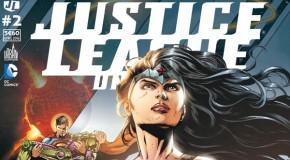 Review VF – Justice League Univers #2