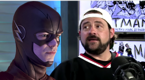 Kevin Smith est ultra fier de son travail sur The Flash