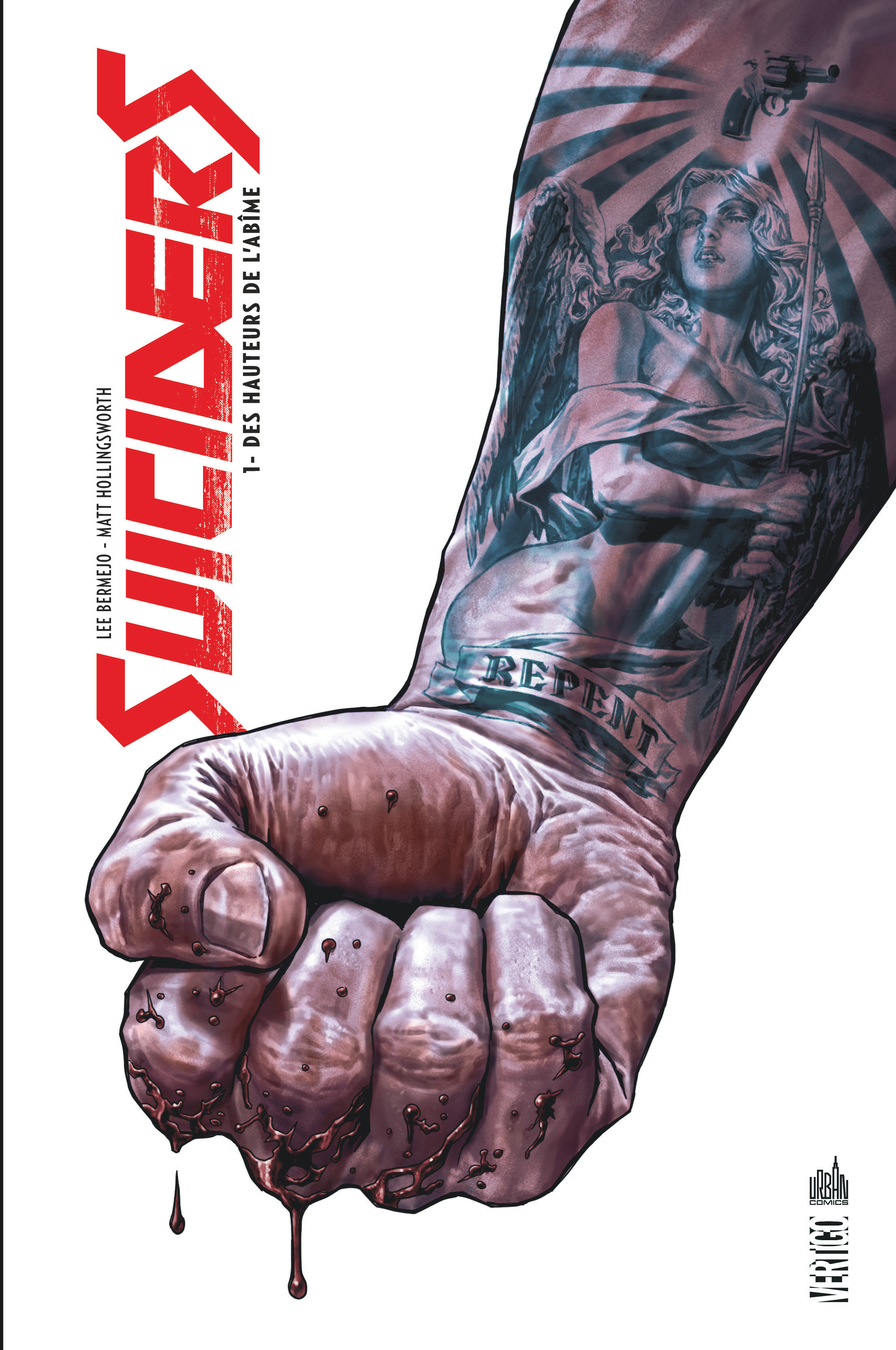 Review VF - Suiciders Tome 1 1