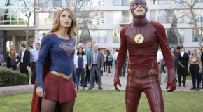 Supergirl toujours diffusé le lundi sur la CW et un crossover entre les quatre séries confirmé