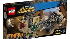 Des visuels pour le set Lego Batman : Rescue from Ra's al Ghul