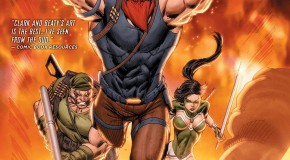 Review VO – Grifter Vol. 2 : Newfound Power