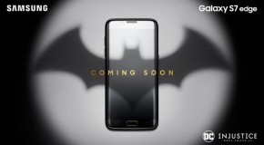 Samsung travaille sur une édition Batman de son Galaxy S7