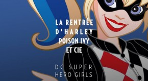 Urban publiera DC Super Hero Girls cet automne