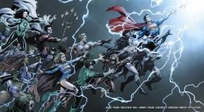 Une dernière preview pour DC Universe : Rebirth #1