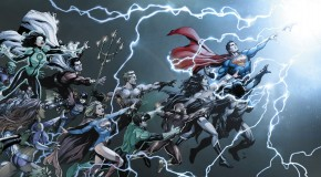 Une seconde preview pour DC Universe : Rebirth #1