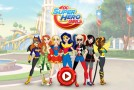 Test – DC Super Hero Girls