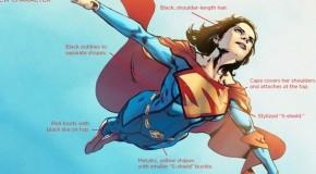 DC Rebirth – Un salve de designs pour Superwoman, Deathstroke et co.