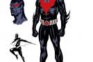 DC Rebirth – Les nouveaux designs de Red Robin, Batman Beyond et autres