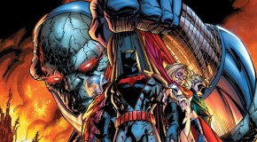 Preview VF – Earth 2 Tome 5