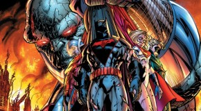 Review VF – Earth-2 Tome 5