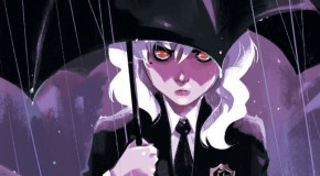 Preview VF – Gotham Academy Tome 2